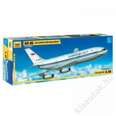 Zvezda 1:144 Civil Airliner Il-86