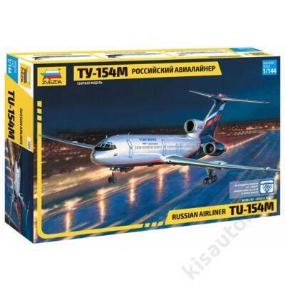 Zvezda 1:144 Russian Airliner Tu-154M