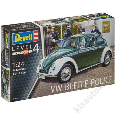 Revell 1:24 VW Beetle Police