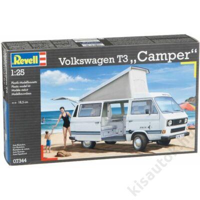 "Revell 1:25 Volkswagen T3 ""Camper"""