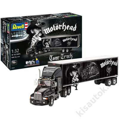 Revell 1:32 Motörhead Tour Truck Gift SET