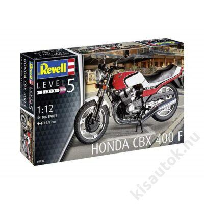 Revell 1:12 Honda CBX 400 F motor makett