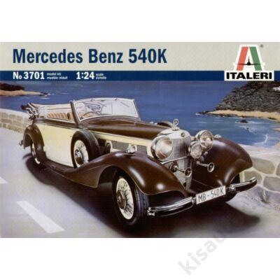Italeri 1:24 Mercedes Benz 540K