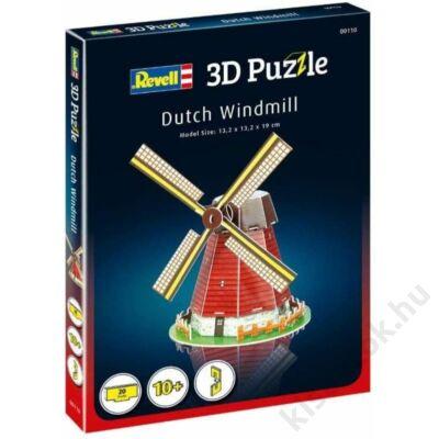 Revell Holland szélmalom mini 3D puzzle