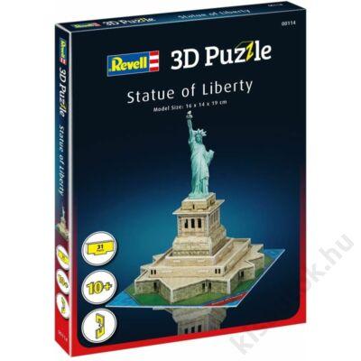 Revell Szabadság-szobor mini 3D puzzle