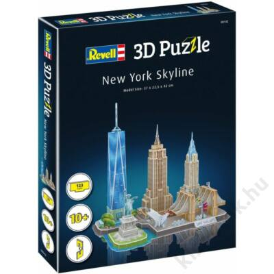 Revell New York 3D puzzle