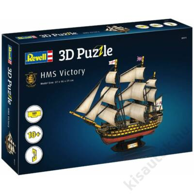 Revell HMS Victory 3D puzzle