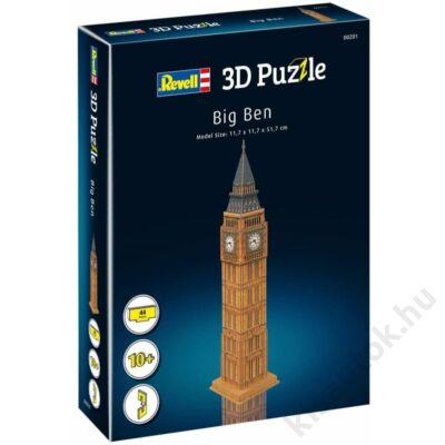 Revell Big Ben 3D puzzle