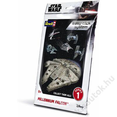 Revell 1:241 Star Wars Millenium Faclon Easy-Click