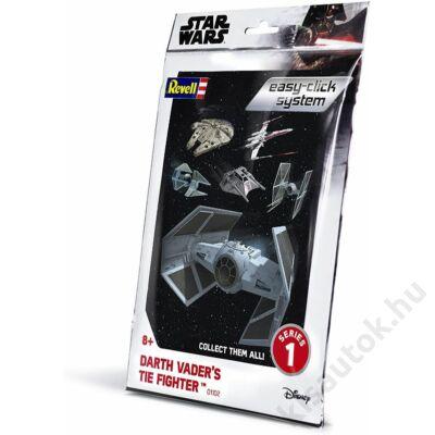 Revell 1:121 Star Wars Darth Vader's Tie Fighter Easy-Click