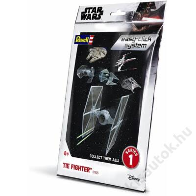Revell 1:110 Star Wars Tie Fighter Easy-Click