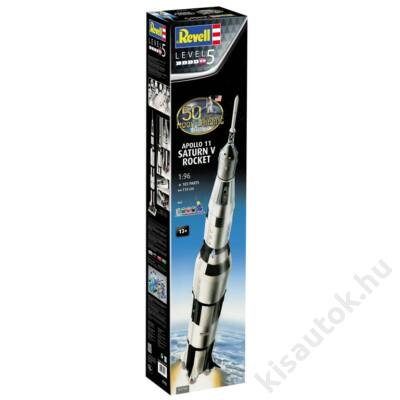 Revell 1:96 Apollo 11 Saturn V rocket 50th Anniversary Gift SET