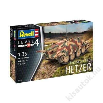 Revell 1:35 Jagdpanzer 38 (t) Hetzer
