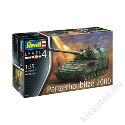 Revell 1:35 Panzerhaubitze 2000