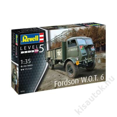 Revell 1:35 Fordson W.O.T. 6