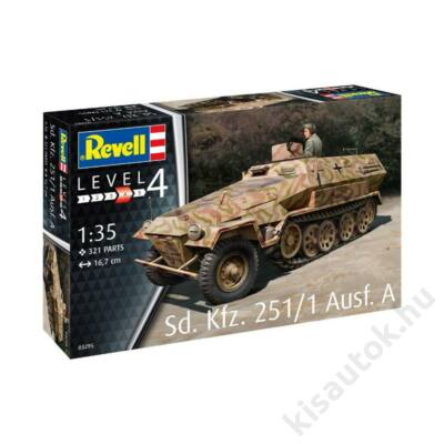 Revell 1:35 Sd. Kfz. 251/1 Ausf. A