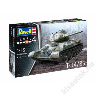 Revell 1:35 T-34/85