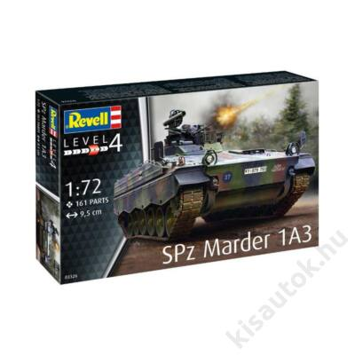 Revell 1:72 SPz Marder 1A3