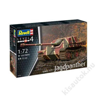 Revell 1:72 Sd.Kfz. 173 Jagdpanther tank makett