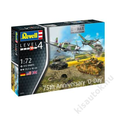 Revell 1:72 75th Anniversary 'D-Day'