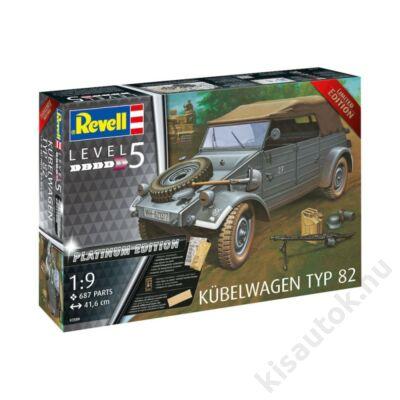 Revell 1:9 Kübelwagen Typ 82 aut makett