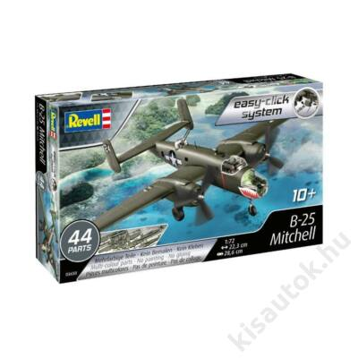 Revell 1:72 B-25 Mitchell Easy-Click