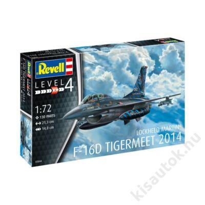 Revell 1:72 F-16D Fighting Falcon repülő makett