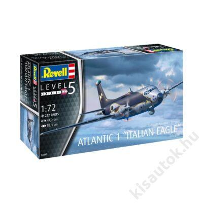 Revell 1:72 Breguet Atlantic 1 Italian Eagle repülő makett
