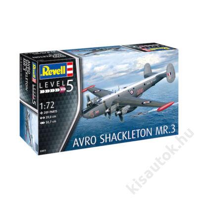 Revell 1:72 Avro Shackleton MR.3