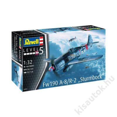 "Revell 1:32 Fw190 A-8/R2 ""Sturmbock"""