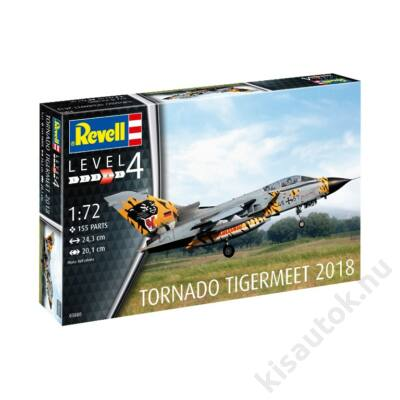 Revell 1:72 Tornado Tigermeet 2018