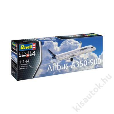 Revell 1:144 Airbus A350-900 Lufthansa New Livery