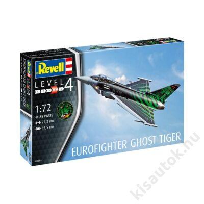 Revell 1:72 Eurofighter Ghost Tiger repülő makett