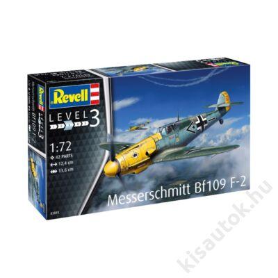 Revell 1:72 Messerscmitt Bf109 F-2