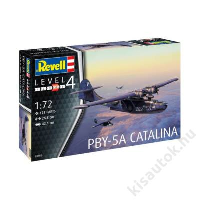 Revell 1:72 PBY-5A Catalina