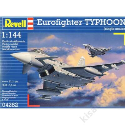 Revell 1:144 Eurofighter Typhoon (single seater)