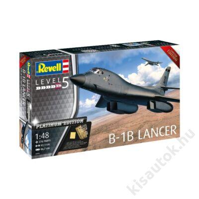 Revell 1:48 B-1B Lancer Limited Platinum Edition