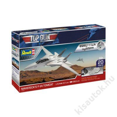 Revell 1:72 Maverick's F-14 Tomcat 'Top Gun' easy-click
