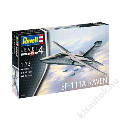 Revell 1:72 EF-111A Raven