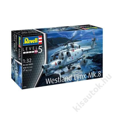 Revell 1:32 Westland Lynx Mk. 8
