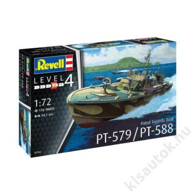 Revell 1:72 Patrol Torpedo Boat PT-579/PT-588