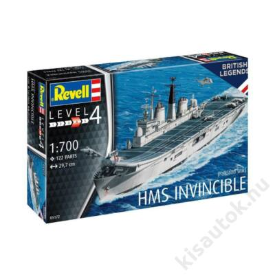 Revell 1:700 HMS Invincible (Falkland War) British Legends