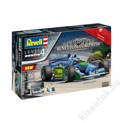 Revell 1:24 25th Anniversary Benetton SET