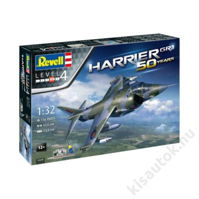 Revell 1:32 Harrier GR.1 50 Years Gift SET