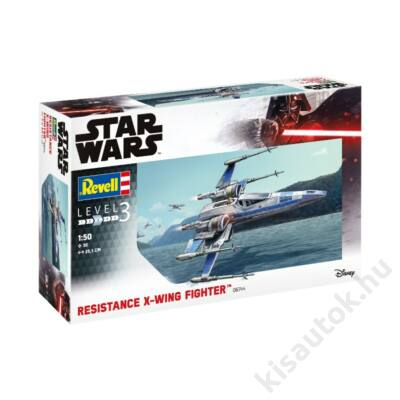 Revell 1:50 Star Wars Resistance X-Wing Fighter