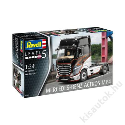 Revell 1:24 Mercedes-Benz Actros MP4