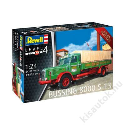 Revell 1:24 Büssing 8000 S 13 Limited Edition