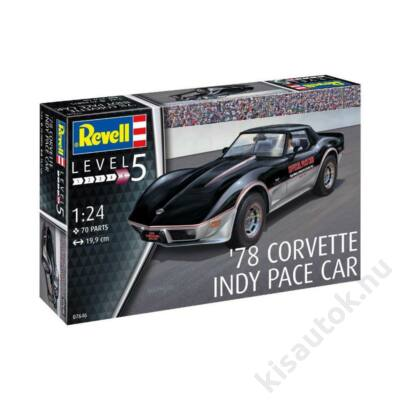Revell 1:24 '78 Corvette Indy Pace Car