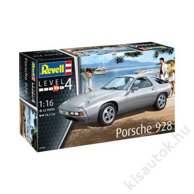 Revell 1:16 Porsche 928