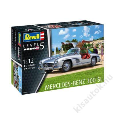 Revell 1:12 Mercedes-Benz 300 SL autó makett